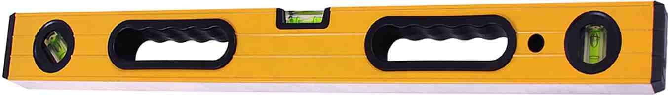 Уровень упрочненный Toolberg, 2503212, цвет в ассортименте, 1200 мм