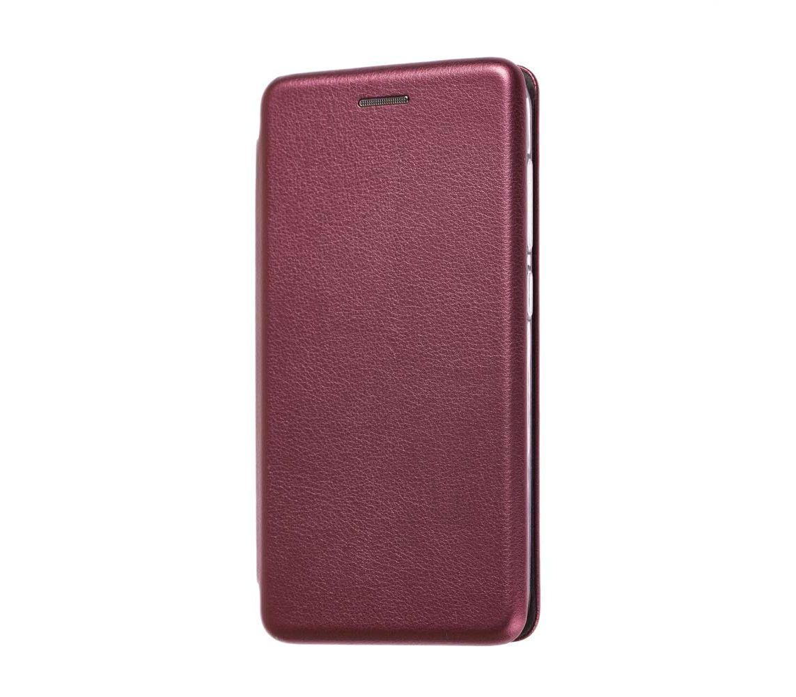 Чехол-Книжка Fashion Case Xiaomi Redmi Go (Бордовый)