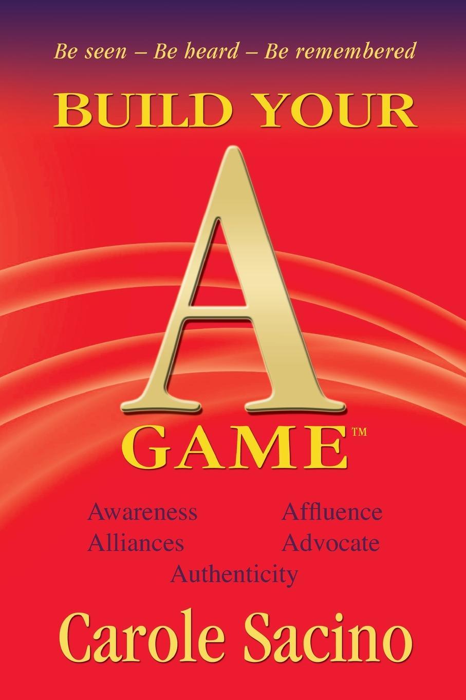 цены на Carole Sacino Build Your A-Game  в интернет-магазинах