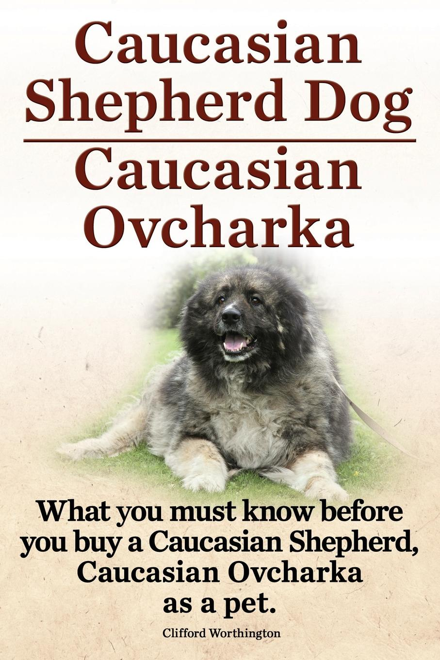 Clifford Worthington Caucasian Shepherd Dog. Caucasian Ovcharka. What You Must Know Before You Buy a Caucasian Shepherd Dog, Caucasian Ovcharka as a Pet. gary farmer the aaron and hur ministry what sheep can do for their shepherd