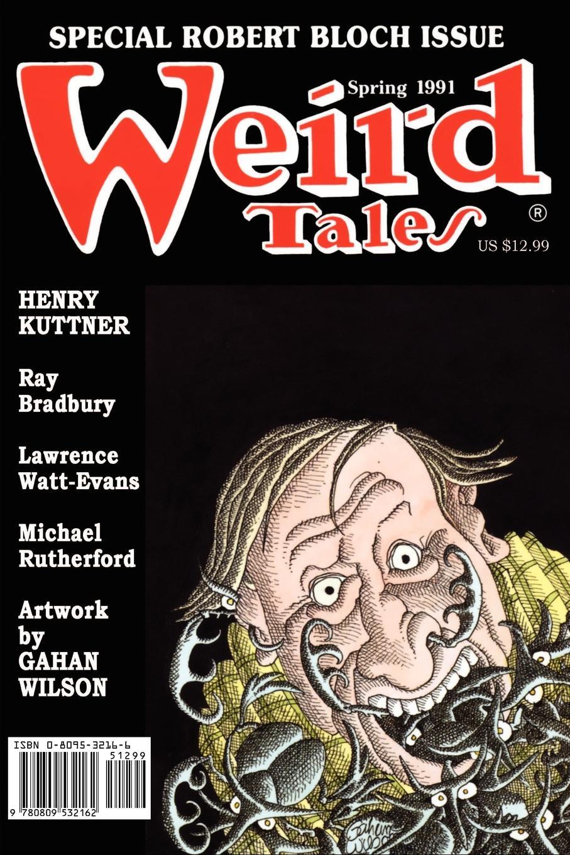 Darrell Schweitzer Weird Tales 300 (Spring 1991) dimebag darrell dimebag darrell the hitz