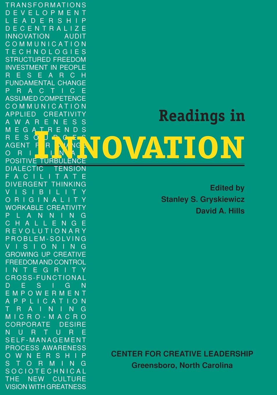 Readings in Innovation цены онлайн