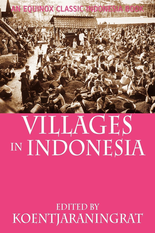 купить Villages in Indonesia онлайн