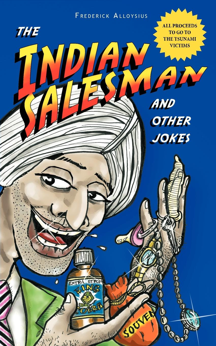 Frederick Alloysius The Indian Salesman and other jokes fred a frederick augustus mccord errors in canadian history
