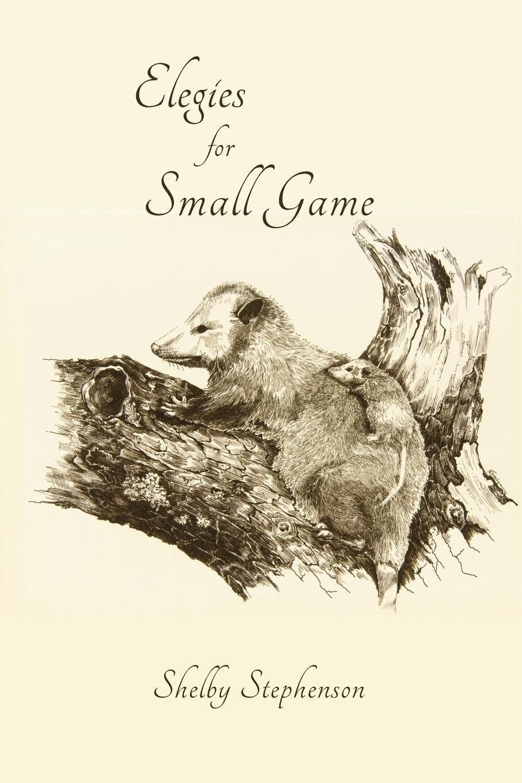 Shelby Stephenson Elegies for Small Game цена и фото