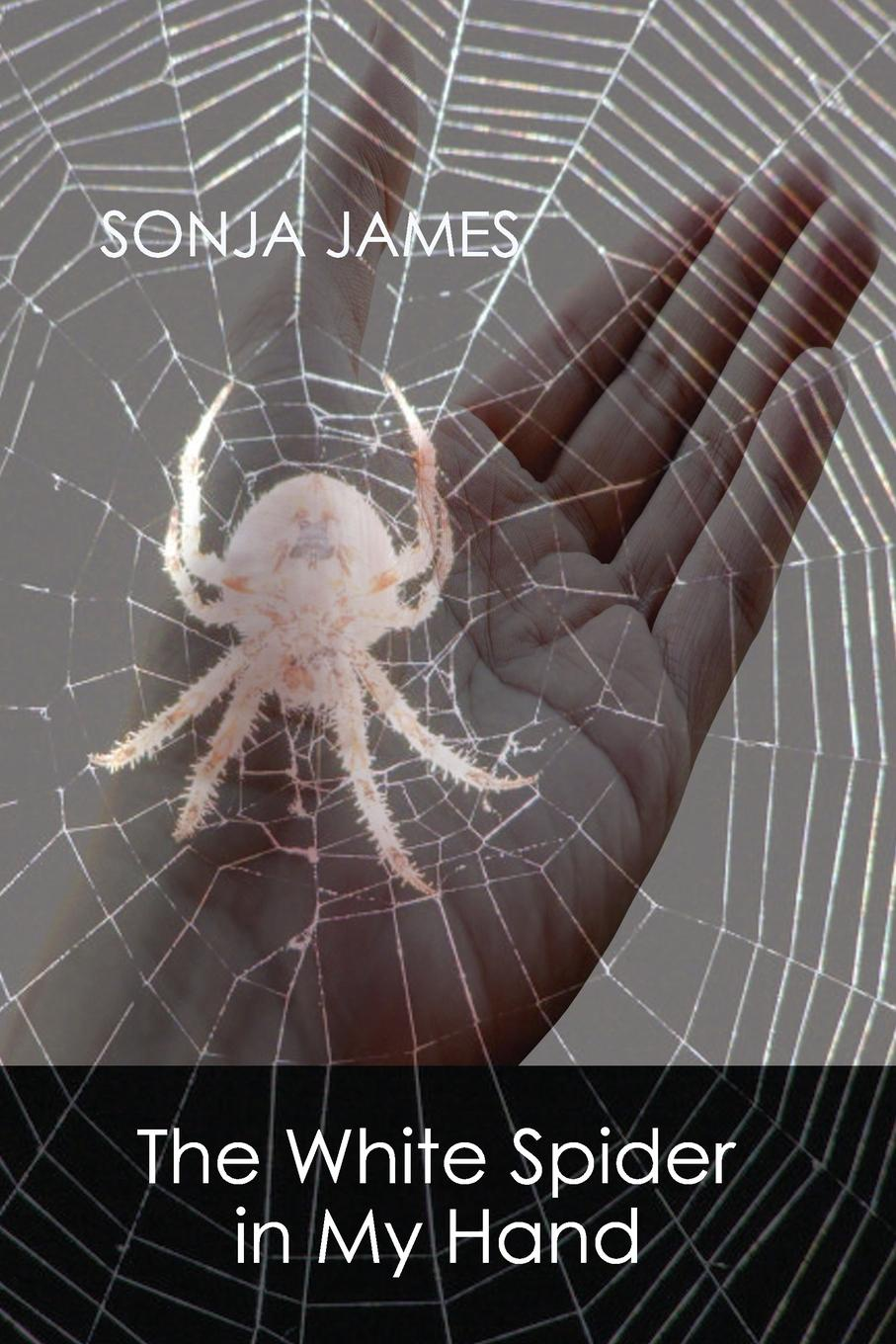 Sonja James THE WHITE SPIDER IN MY HAND. Poems james togeas white book of poems