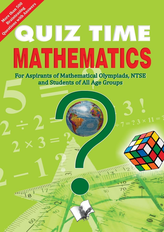 Editorial Board Quiz Time Mathematics проектор epson eb u05