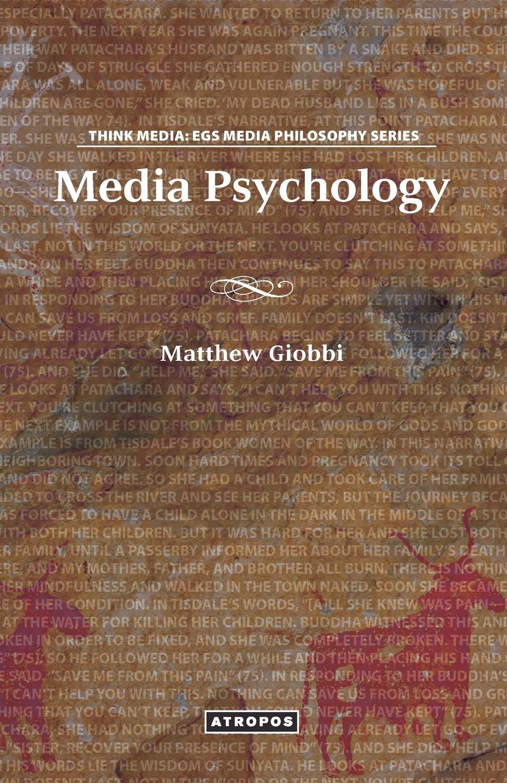 Matthew Tyler Giobbi Media Psychology