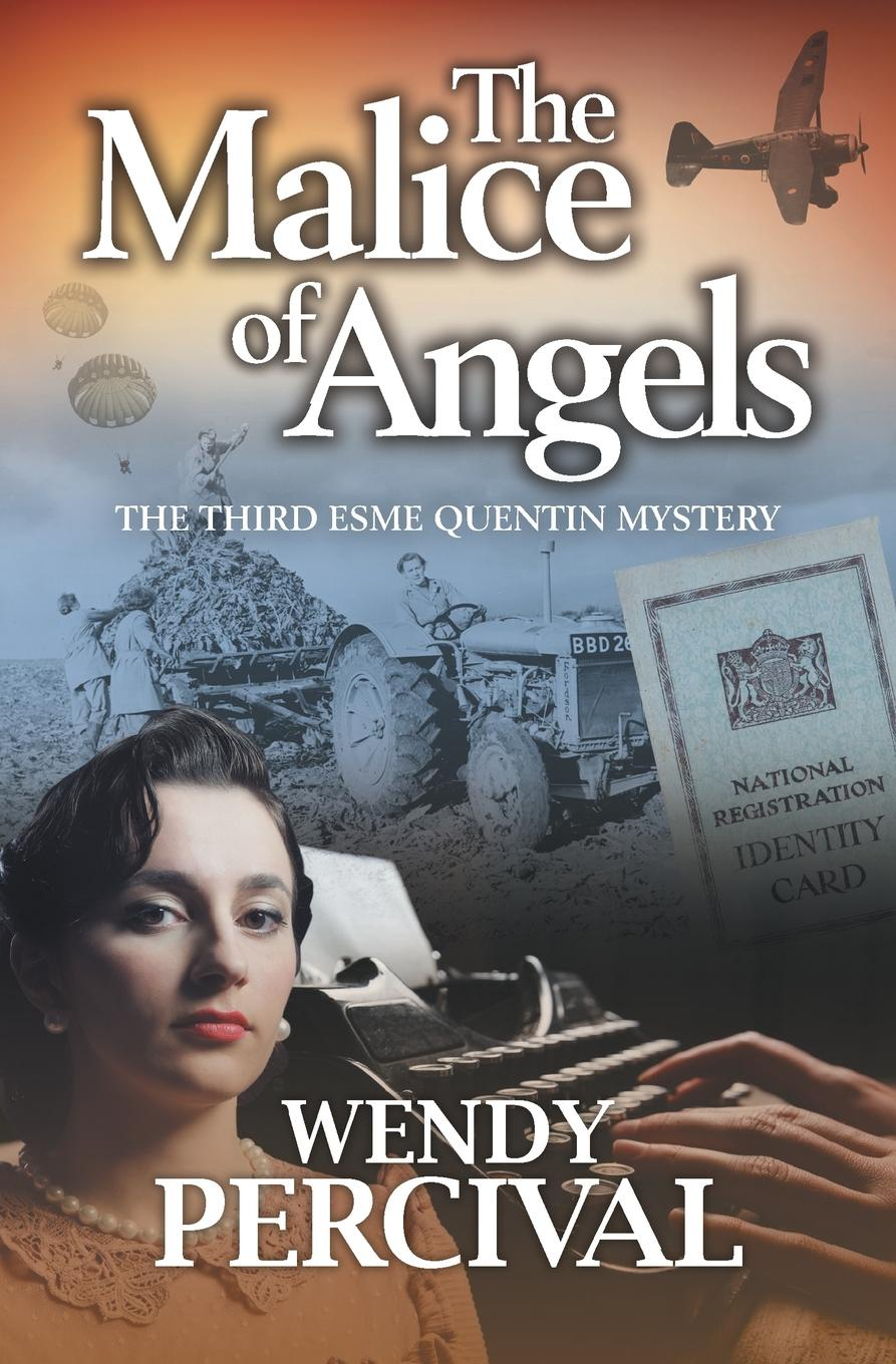 Wendy Percival The Malice of Angels tim wilborn omni story of angels