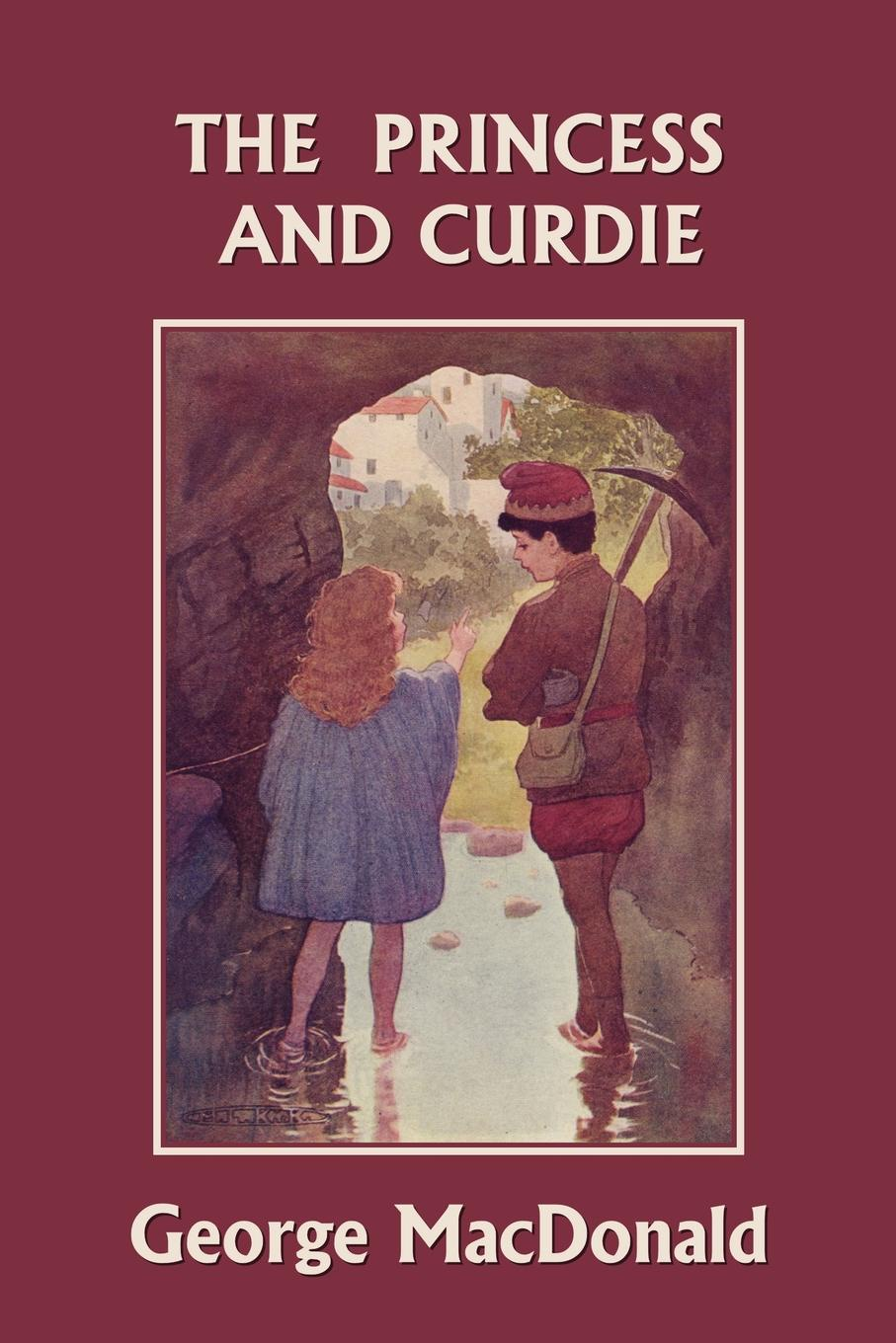 MacDonald George The Princess and Curdie (Yesterday's Classics) george macdonald the princess and the goblin