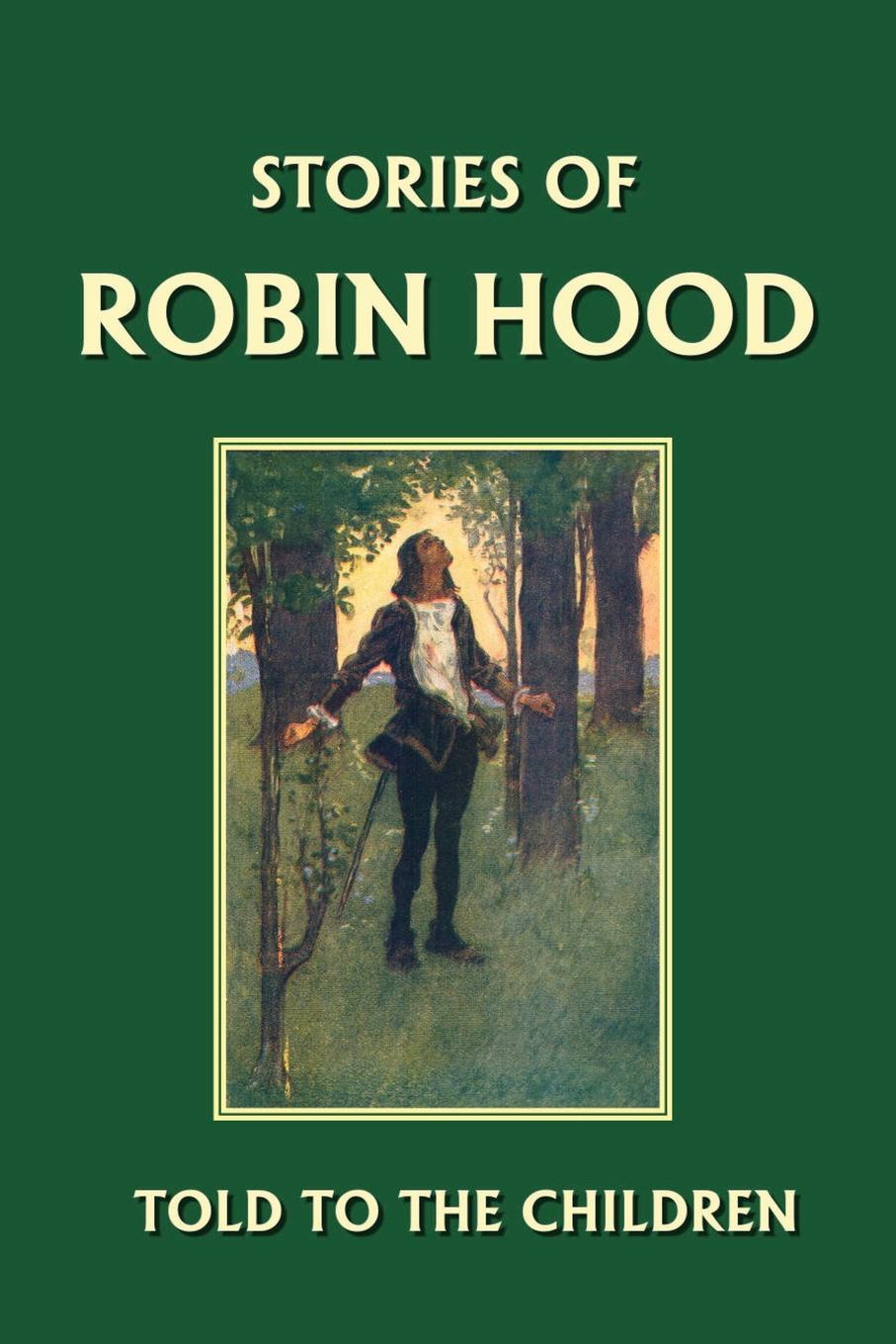 H. E. Marshall Stories of Robin Hood Told to the Children printio sheriff