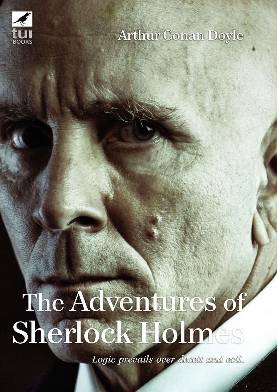 Arthur Conan Doyle The Adventures of Sherlock Holmes Large Print
