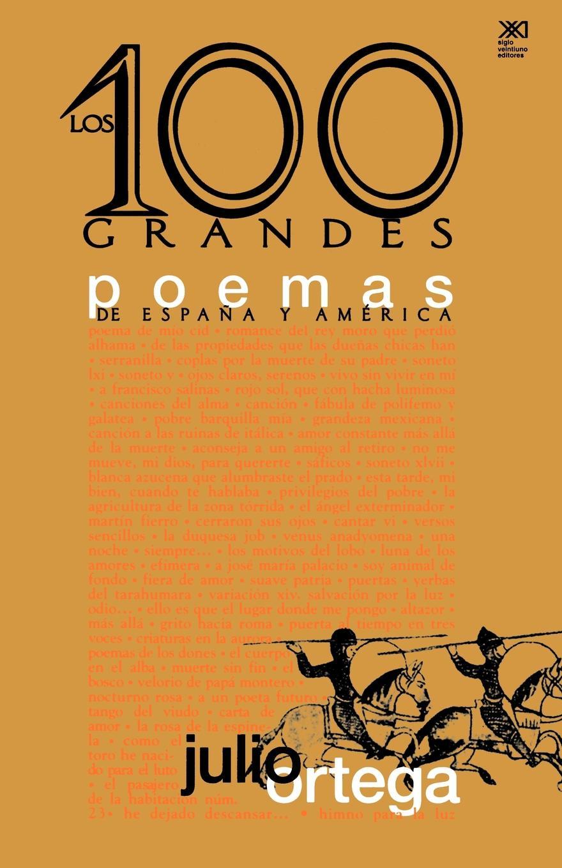 цена LOS CIEN GRANDES POEMAS DE ESPANA Y AMERICA