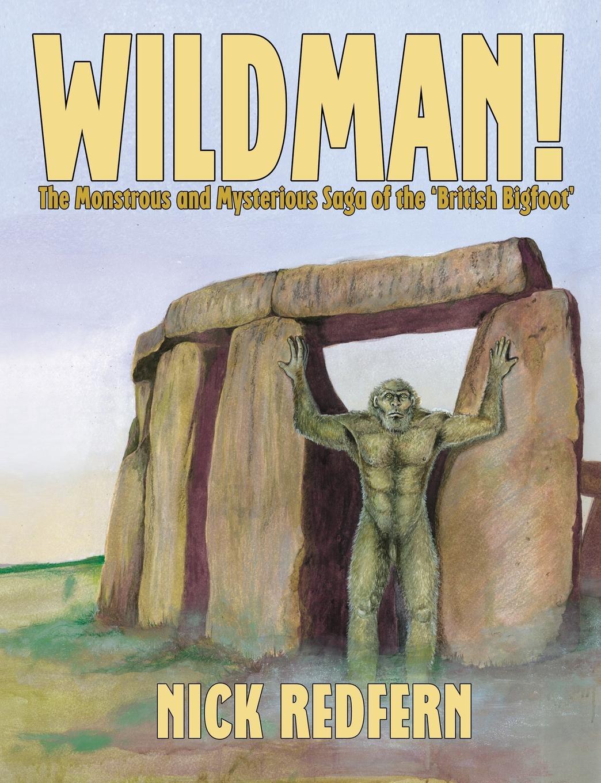 цена на Nick Redfern Wildman!