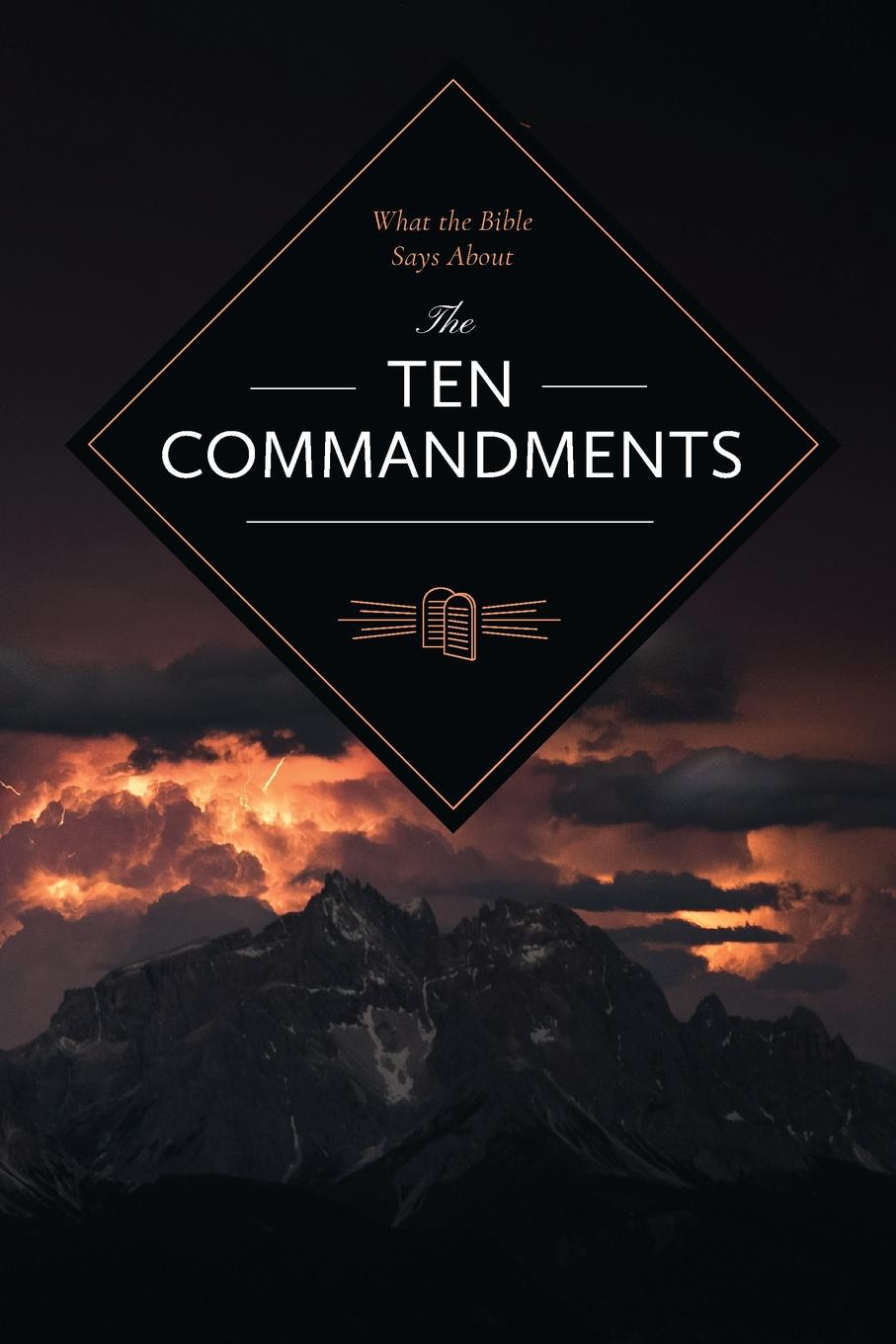 Leadership Ministries Worldwide What the Bible Says About the Ten Commandments ten commandments of working in a hostile environment