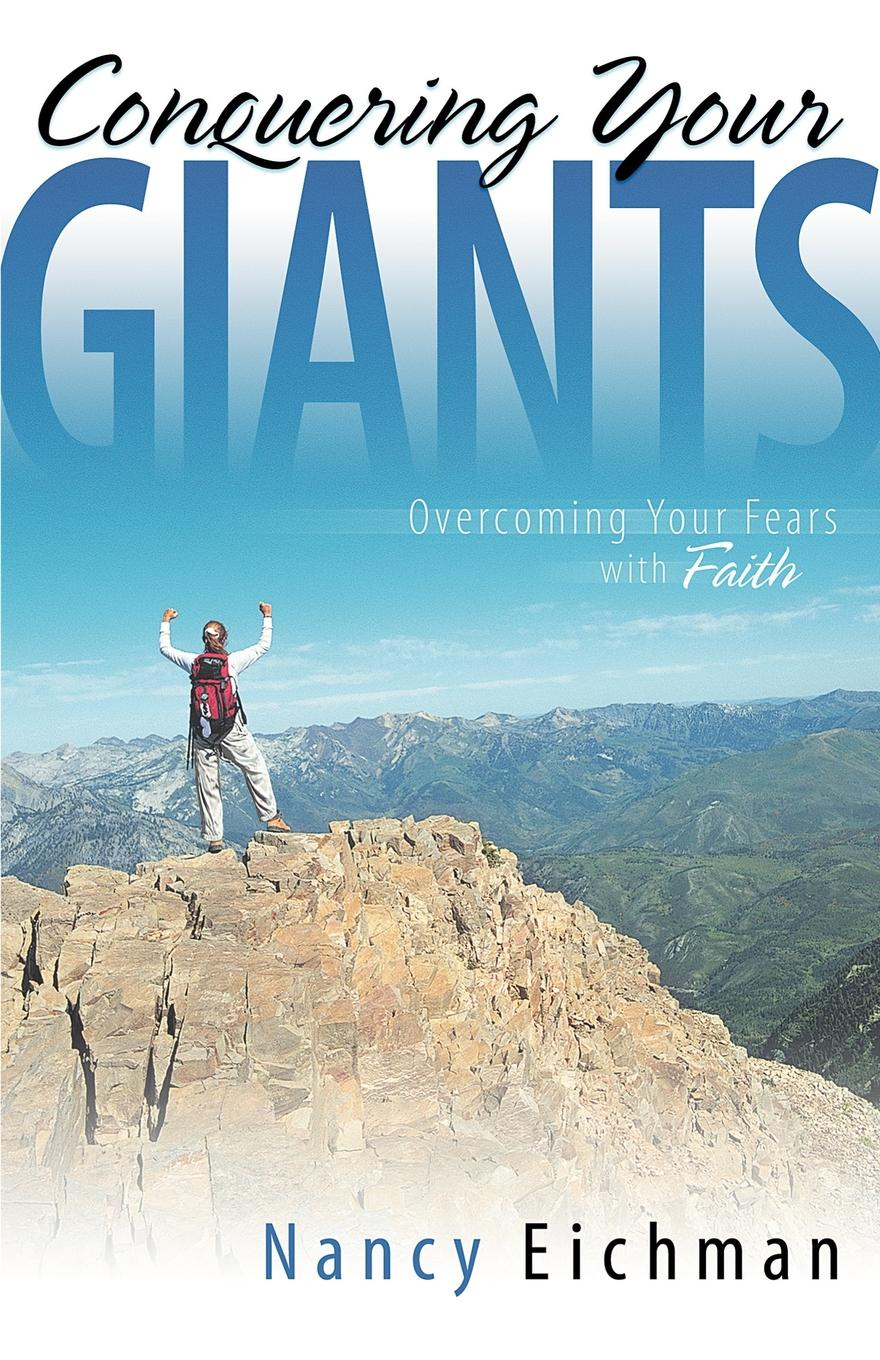 Nancy Eichman Conquering Your Giants shadonna walker pearls class discovering god s beauty