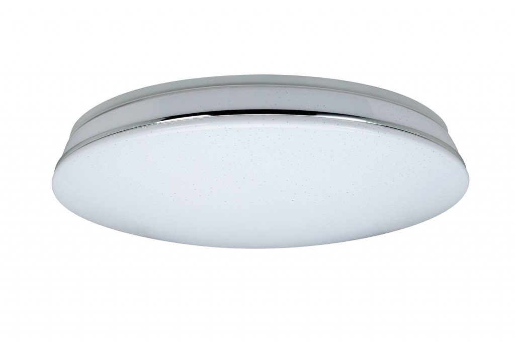 Светильник потолочный Starshine LED 28W 430mm Ws/Chr Kst paulmann spotlight clear 2x5w ws m chr 230v mt ac