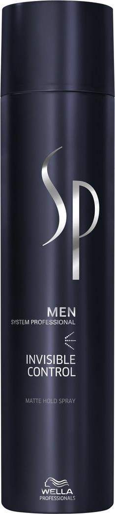 Wella SP Спрей для укладки Men Invisible Control, 300 мл wella sp men everyday hold гель для укладки нормальной фиксации 100 мл