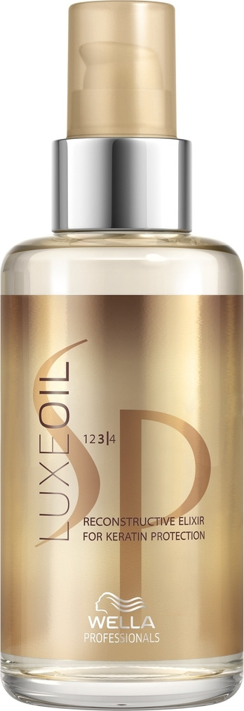 Wella SP Восстанавливающий эликсир Luxe Oil New Reconstructive Elixir, 100 мл