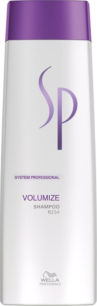 Wella SP Шампунь для придания объема Volumize Shampoo, 250 мл шампунь от велла