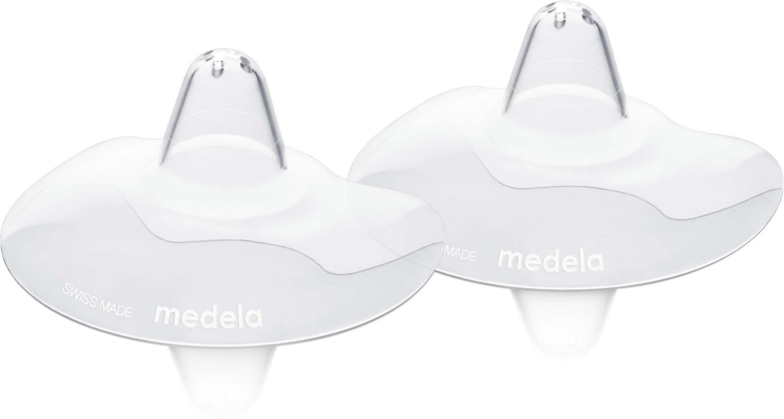Накладки для кормления грудью Contact (Размер S) накладки для кормления авент