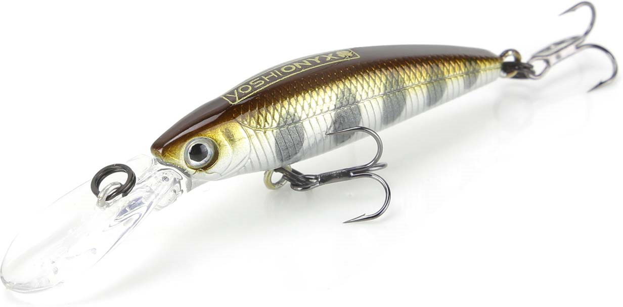 Воблер Yoshi Onyx Deep Minnoshi 40F Y-327 Salmon Fry, 181264