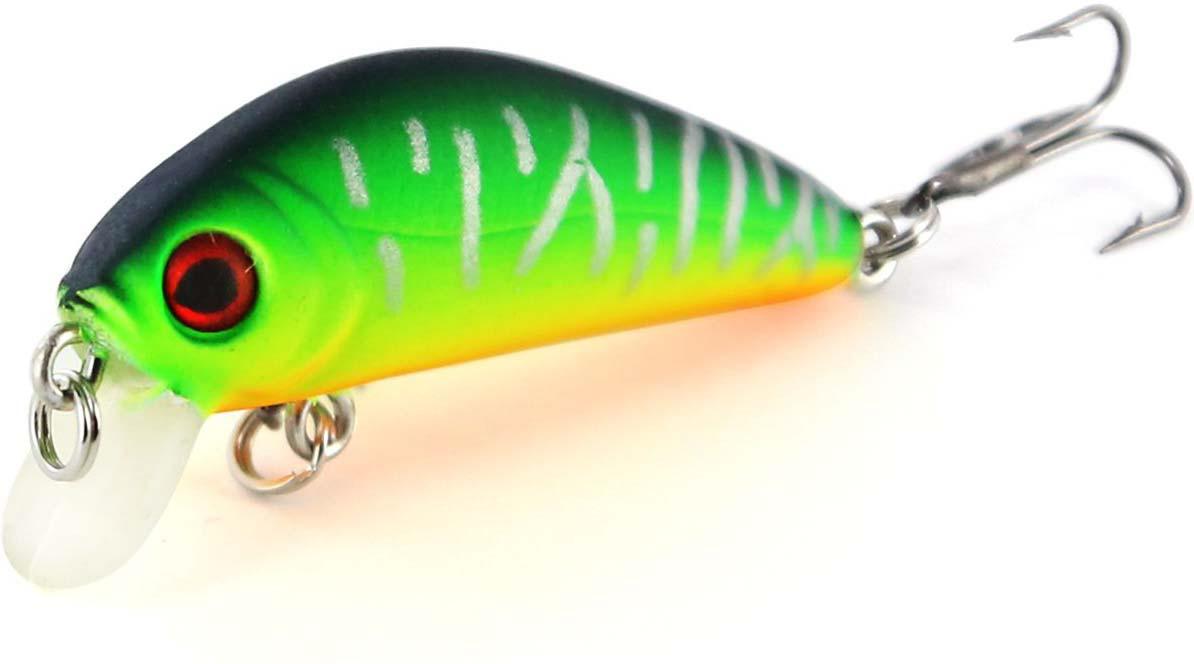 Воблер Trout Pro Humbug Minnow 45Su Me09, 97124