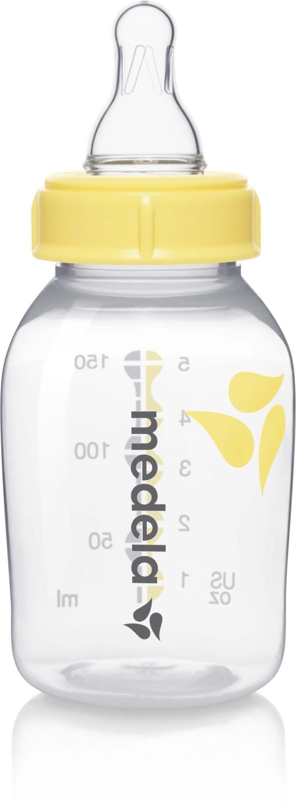 Medela Бутылочка-контейнер для сбора грудного молока 150 мл medela крем purelan100 37г medela