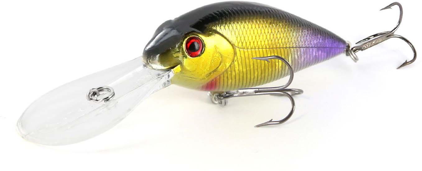 Воблер Trout Pro Deep Water Crank 70Su Me12, 97144