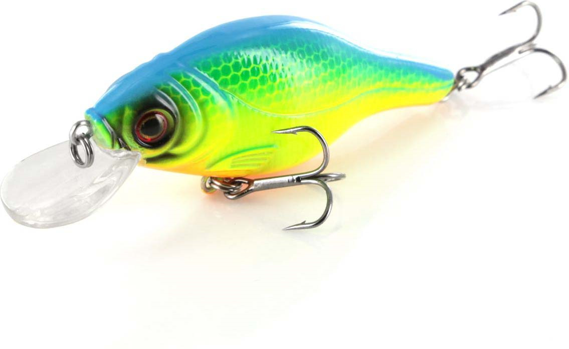 Воблер Trout Pro Bass Minnow 60F S04, 97158