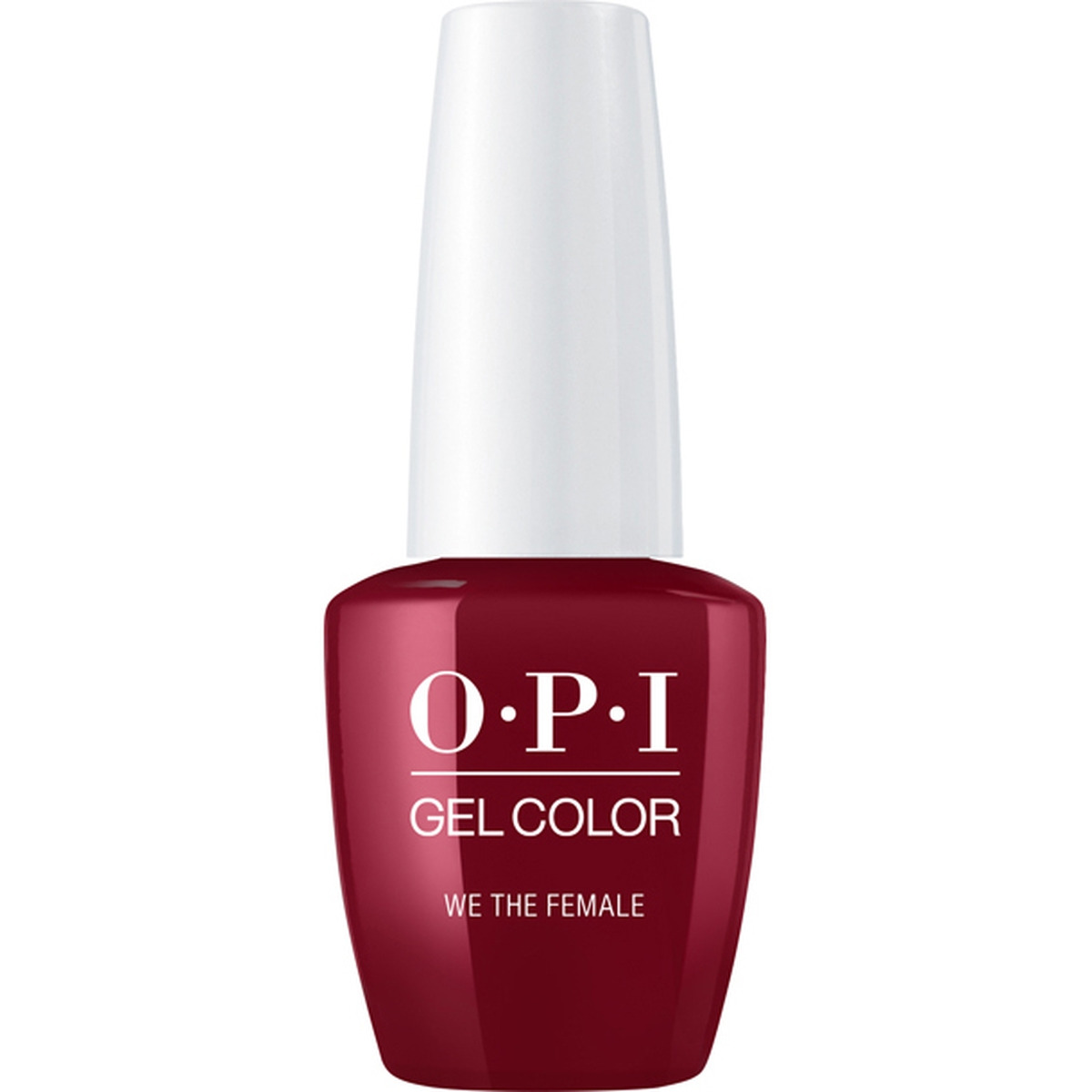 OPI Гель-лак GelColor We The Female, 15 мл