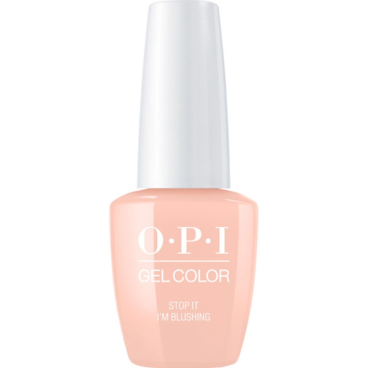 OPI Гель-лак GelColor Stop I am Blushing, 15 мл opi набор лаков measure up to color