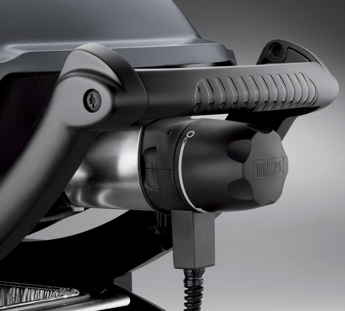 Гриль электрический Weber Q 1400 цвет  темносерый