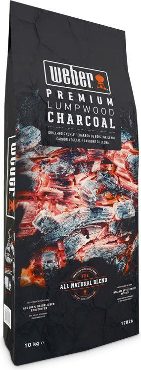 Уголь Weber Премиум, 10 кг уголь для барбекю оптом