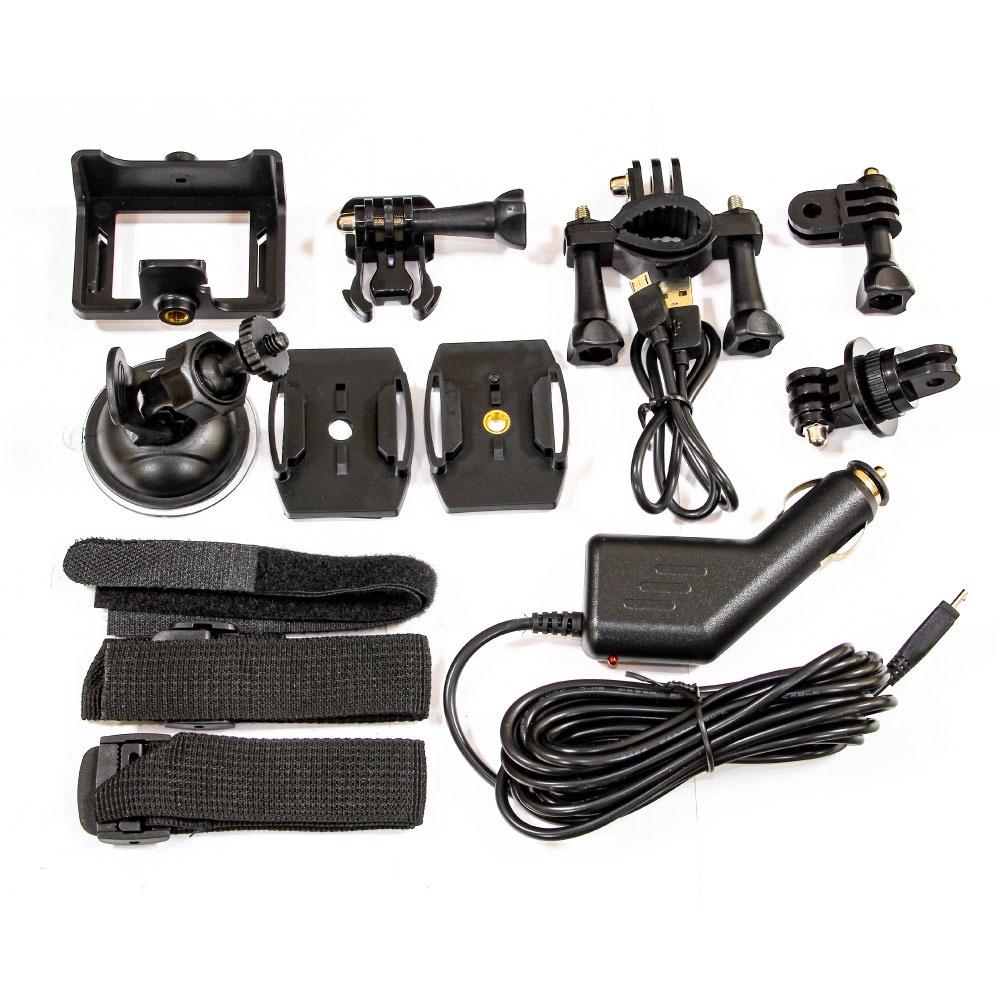 Экшн-камера Ginzzu FX115GL Ginzzu