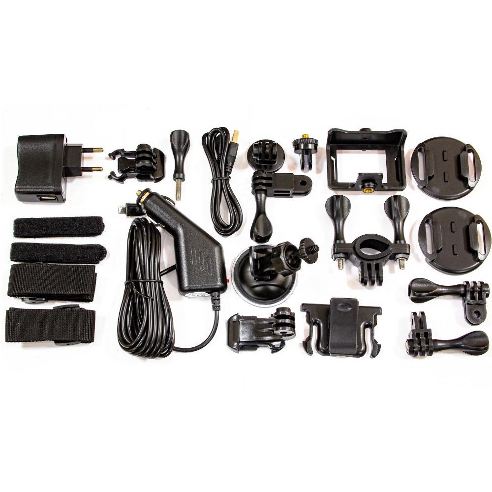 Экшн-камера Ginzzu FX120GL Ginzzu