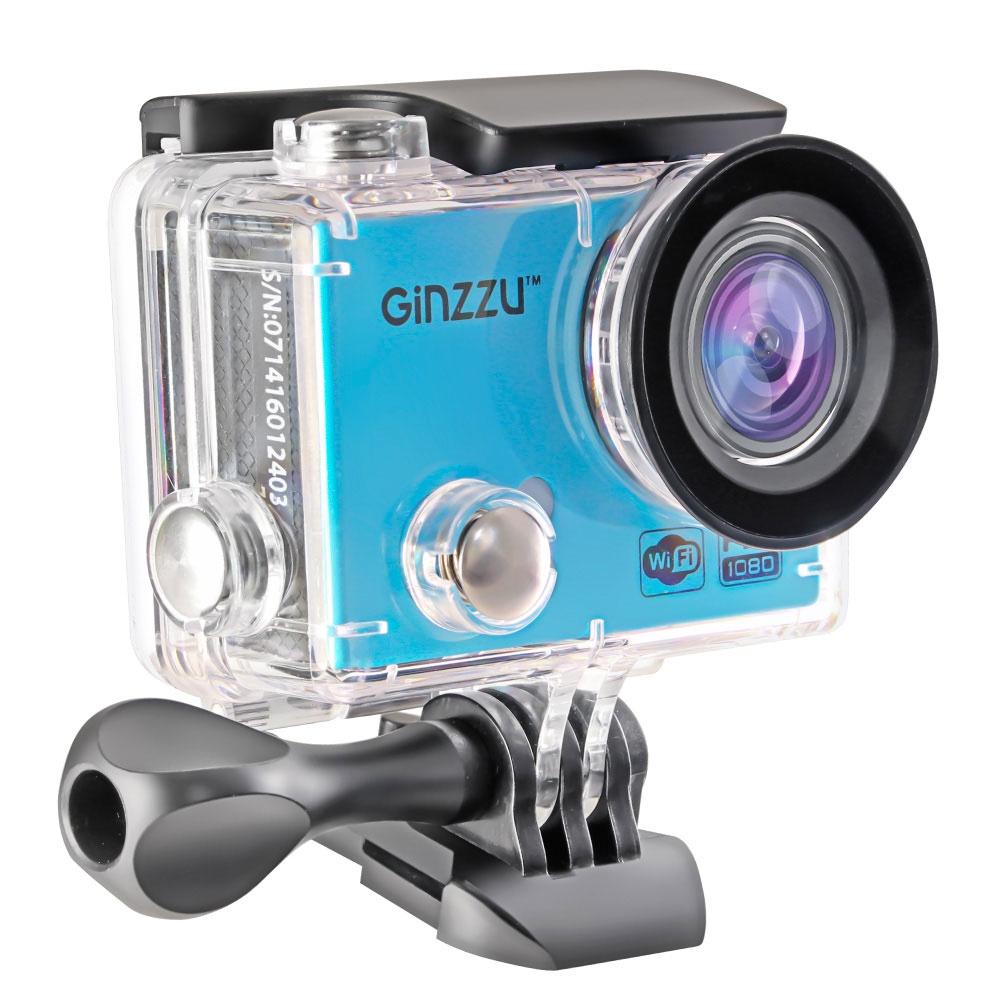 Экшн-камера Ginzzu FX120GL