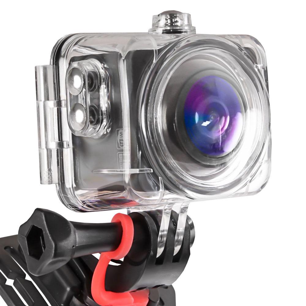 Экшн-камера Ginzzu FX1000GLi