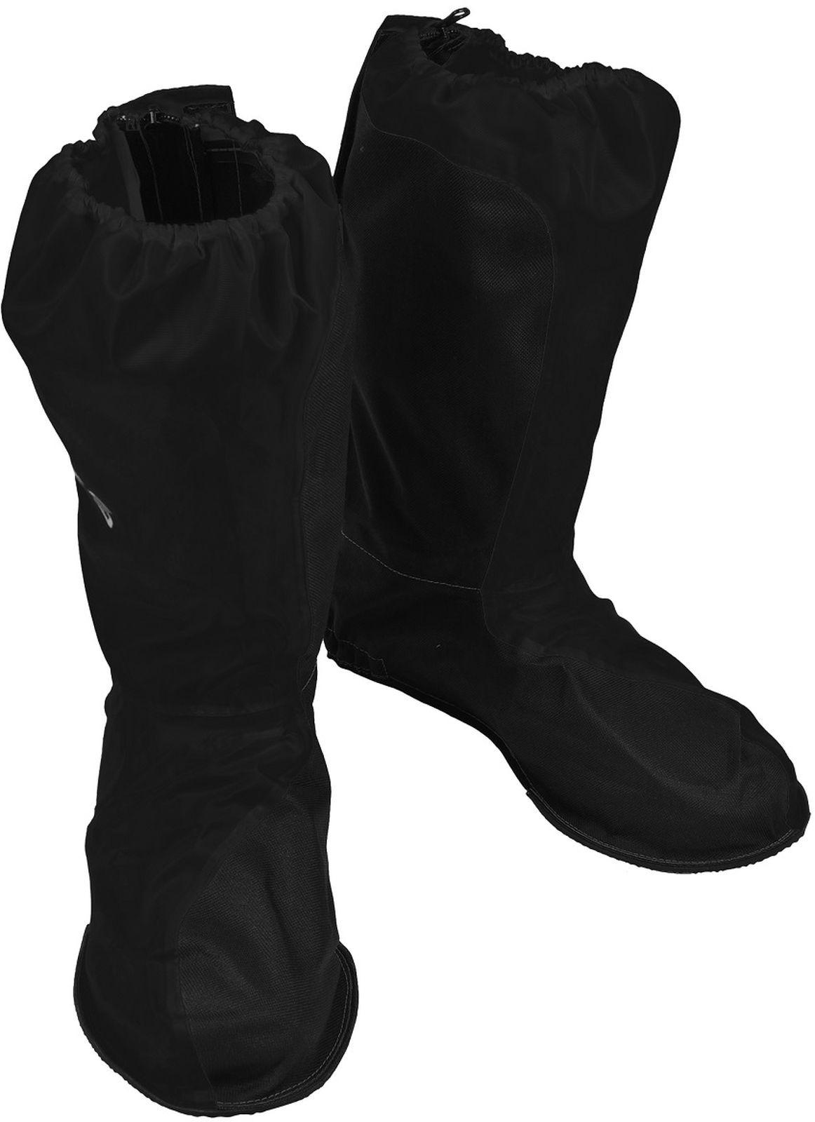 Мотодождевик Starks Rain Boots, LC0054, черный, размер L