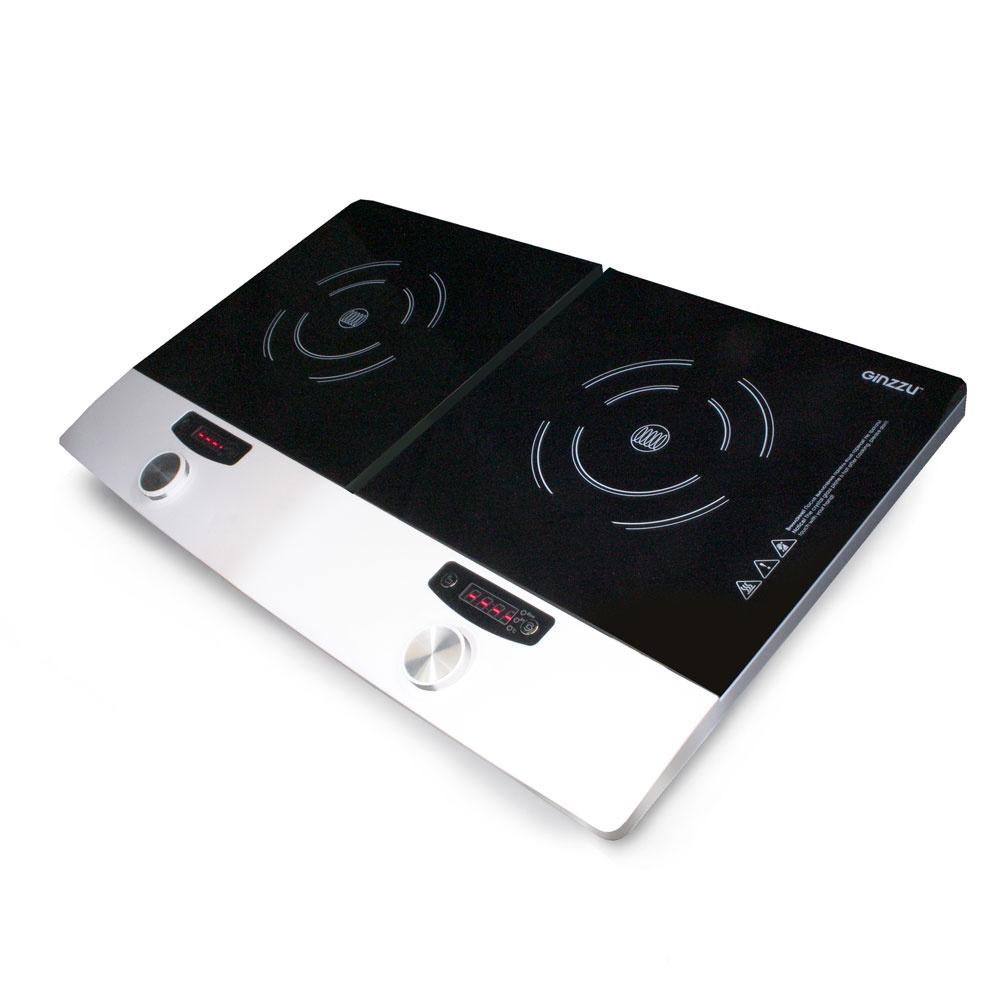 Плитка индукционная Ginzzu HCI-226 цена и фото