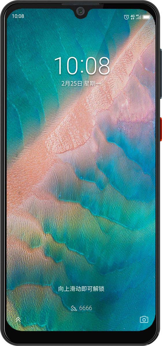 Смартфон ZTE Blade A7 2/32GB, черный