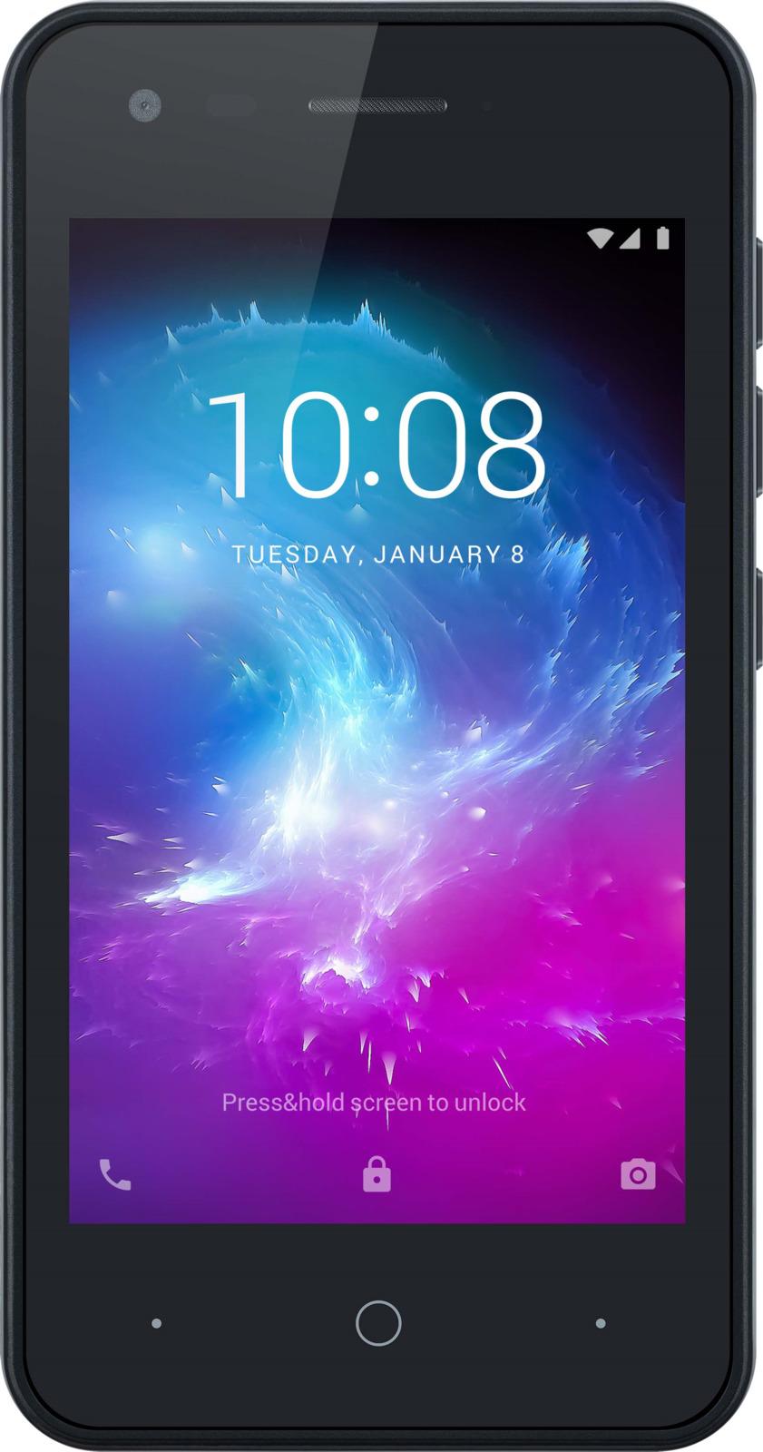 Смартфон ZTE Blade L130 0,512/8GB, черный