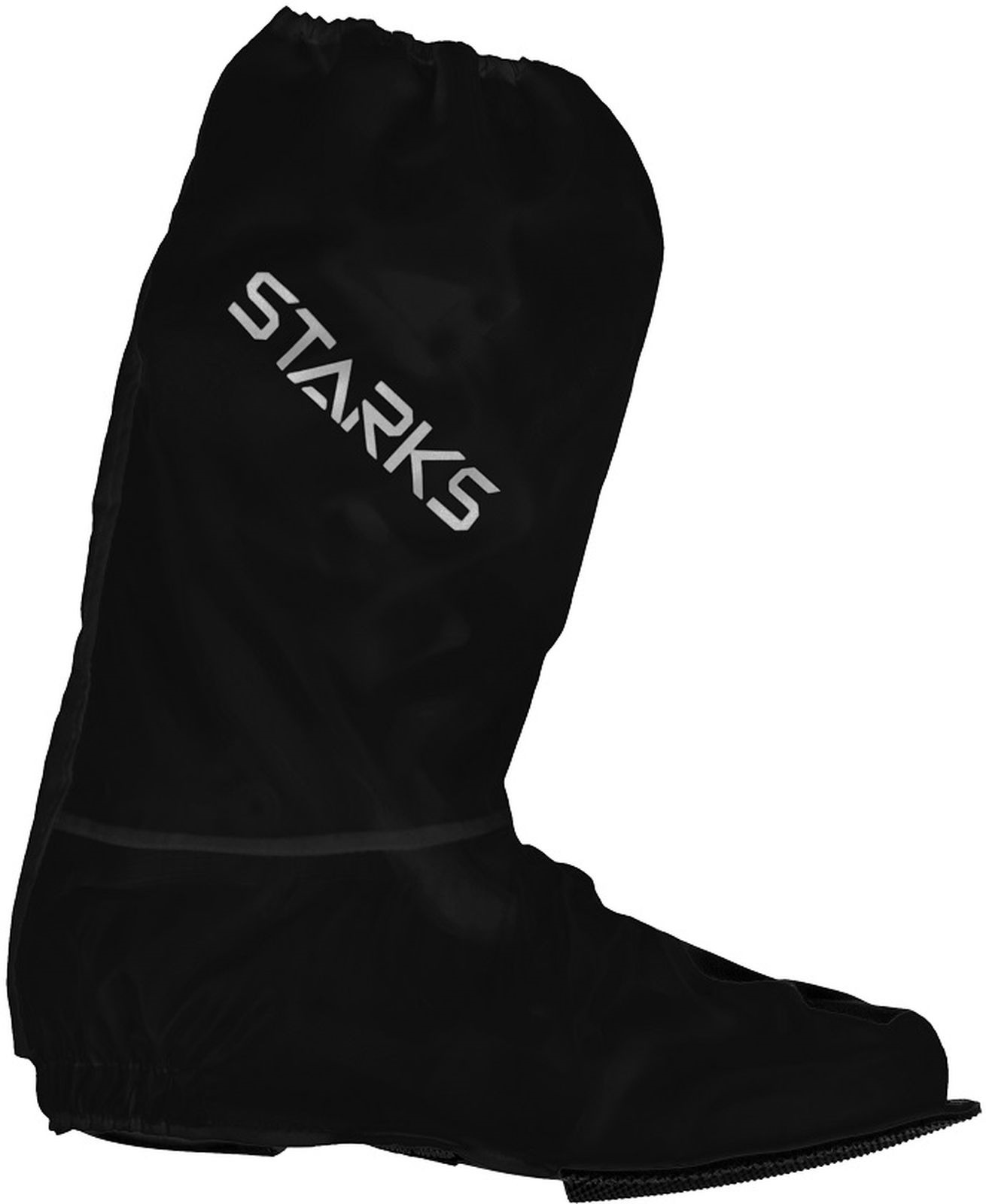 Мотодождевик Starks Rain Boots, LC0054, черный, размер L Starks