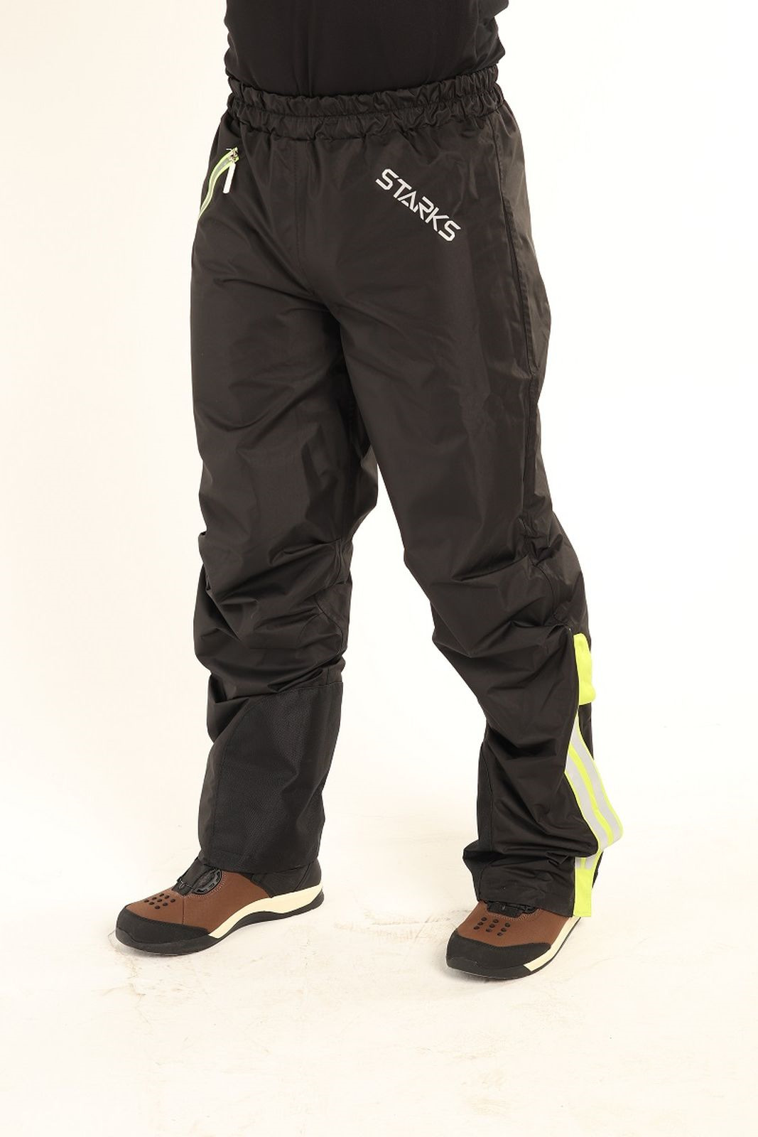 Мотодождевик мужской Starks Dry Rain, LC0084, черный, размер M