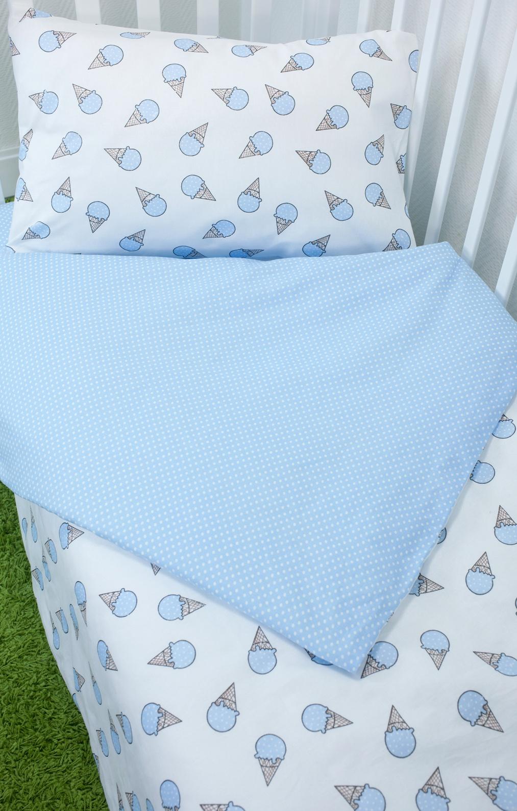 Комплект постельного белья для малышей Magic City Черничный десерт комплект постельного белья облачко дельфин в детскую кроватку с простынью на резинке 186903