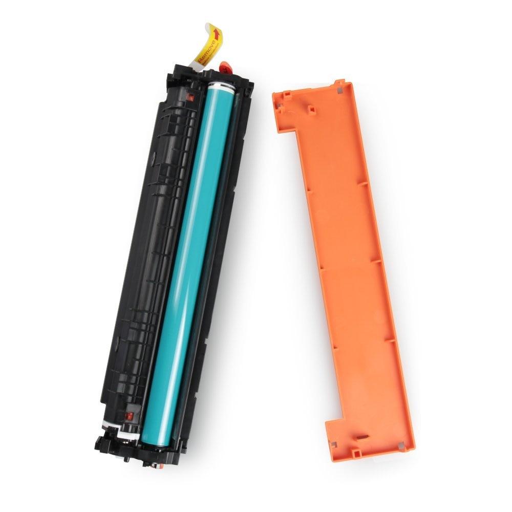 Картридж лазерный цветной MAK №205A CF533A пурпурный (magenta), до 900 стр. для HP