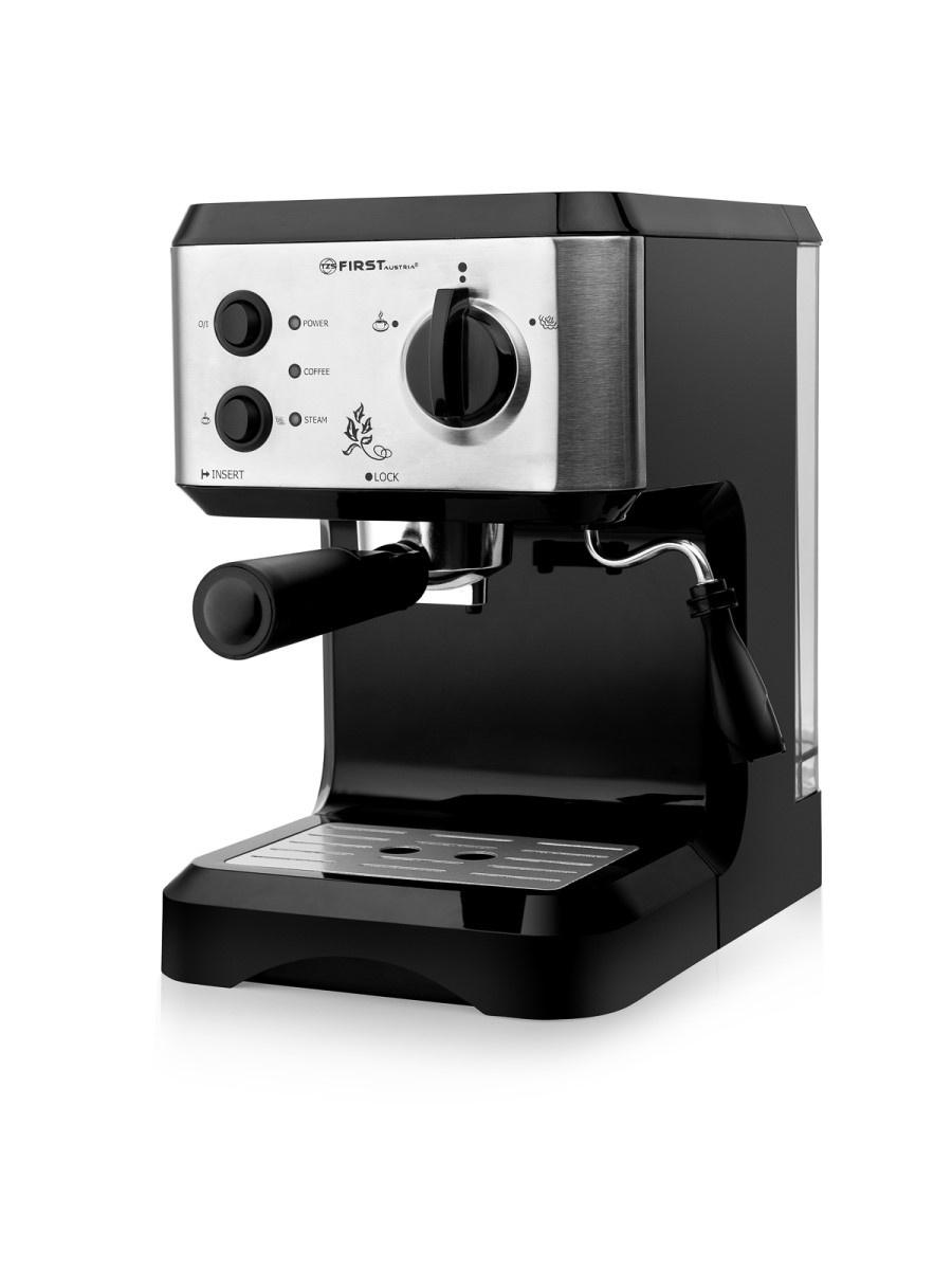 Рожковая кофеварка First 4 Бар