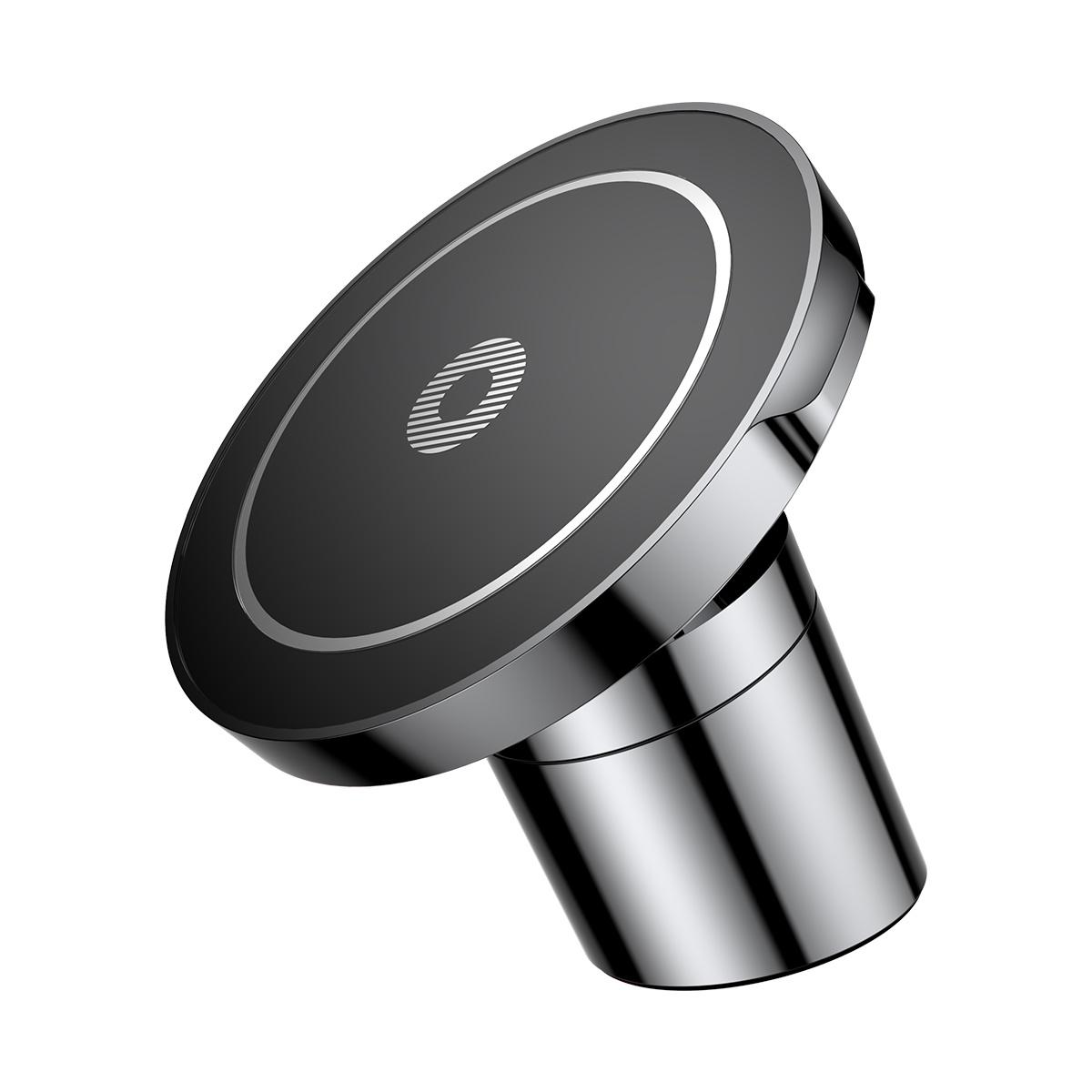 Фото - Магнитный автомобильный держатель с беспроводной зарядкой Big Ears Car Mount Wireless Charger - WXER-01 (Черный) автомобильная беспроводная зарядка держатель с сенсорным датчиком smart sensor car wireless charger r1