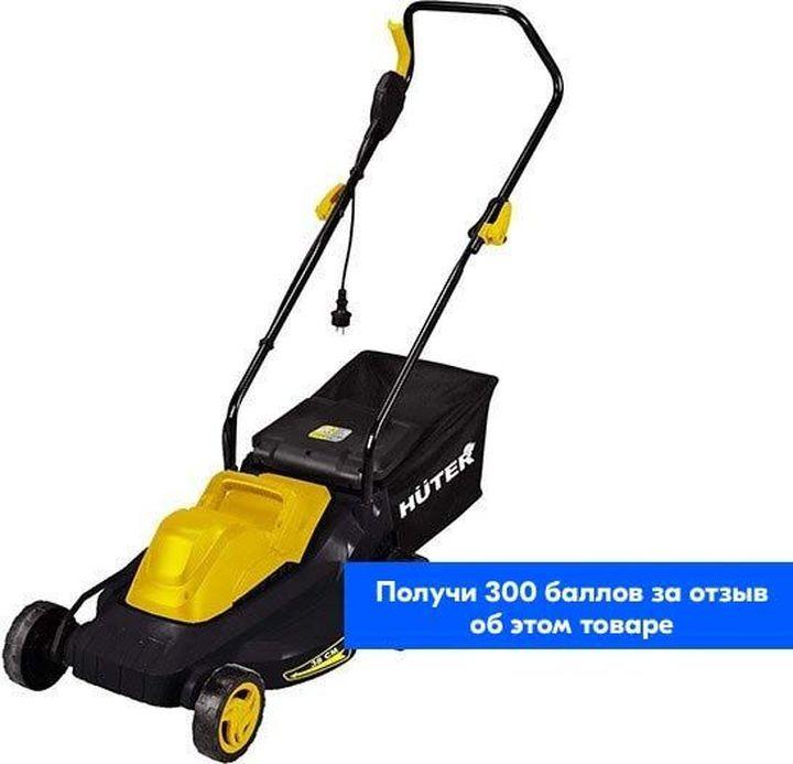 "Газонокосилка ""Huter"" ELM-1400Т"