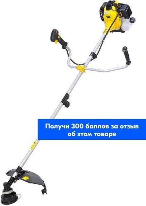 Триммер бензиновый Huter GGT-1500S, 1500 Вт. 314724 бензиновый триммер huter ggt 1300s